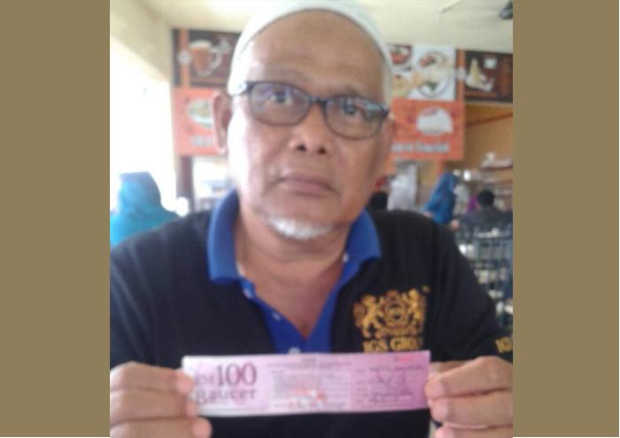 Mat Saed, Mentakab Pahang