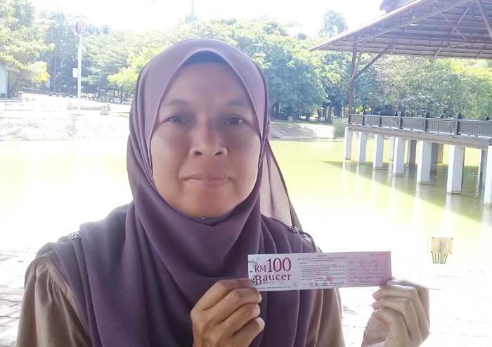 Pn. Misratin Bte Utoh dari Johor Bahru